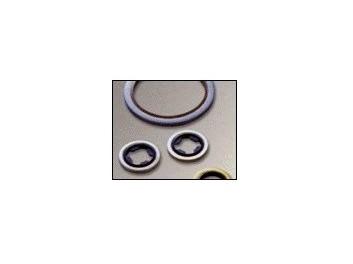 Metal Bonded Rubber Seals
