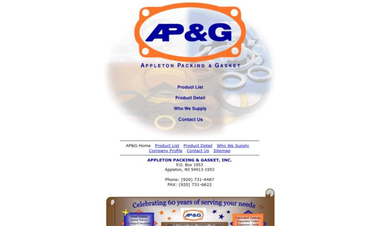 Appleton Packing & Gasket, Inc.