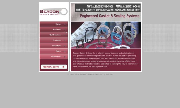 Beacon Gasket & Seals Co.