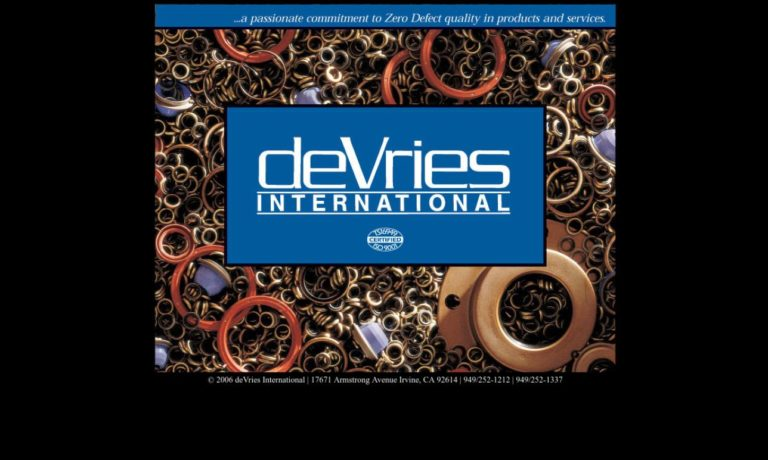 deVries International