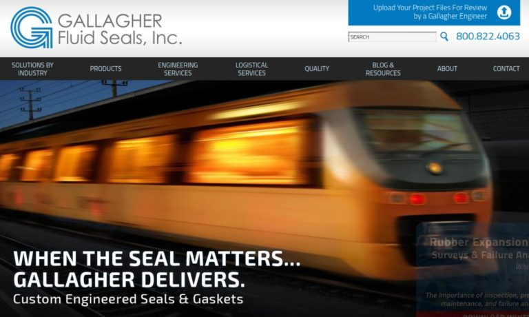 Gallagher Fluid Seals, Inc.