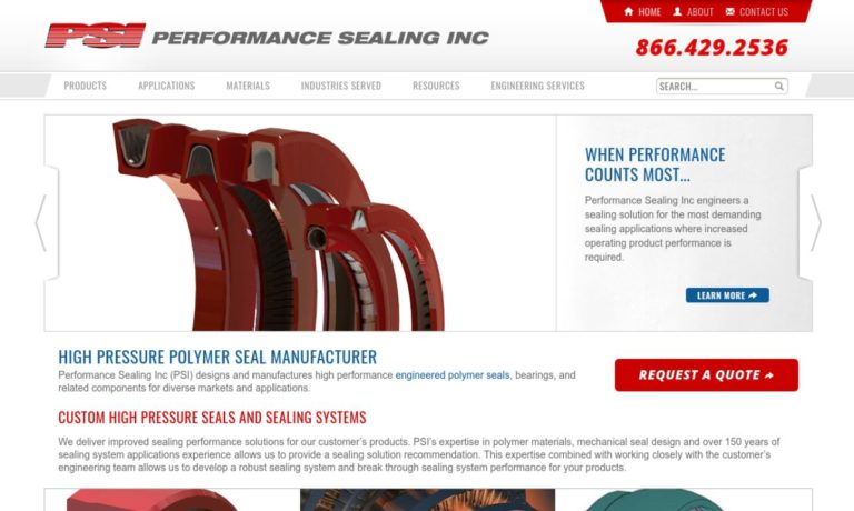 Performance Sealing, Inc.